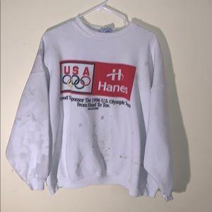 Vintage 1996 Olympics Sweatshirt
